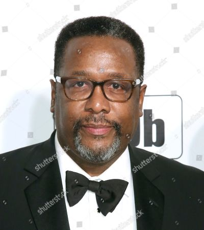 Wendell Pierce arrives at the 2020 Elton John AIDS Foundation Oscar Viewing Party, in West Hollywood, Calif