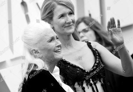 Diane Ladd and Laura Dern