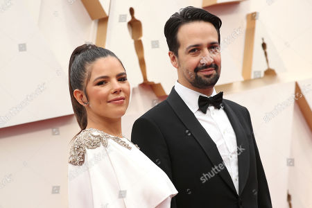Editorial picture of 92nd Annual Academy Awards, Arrivals, Los Angeles, USA - 09 Feb 2020
