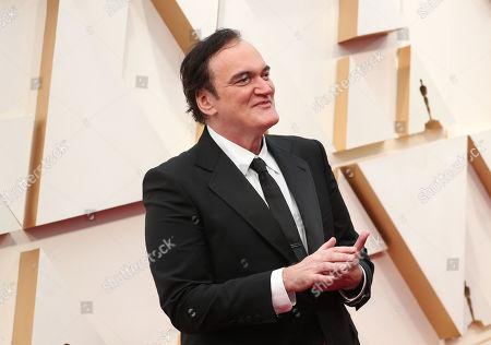 Stock Photo of Quentin Tarantino