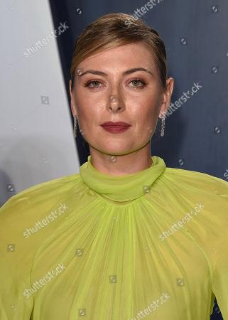 Stock Photo of Maria Sharapova