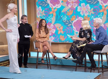Editorial picture of 'This Morning' TV show, London, UK - 10 Feb 2020