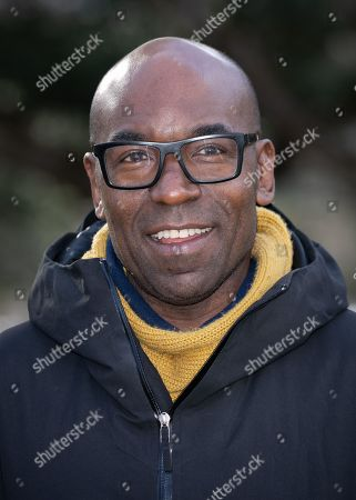 Lucien Jean-Baptiste during the 'He Already Has Your Eyes' photocall