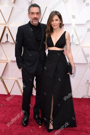 Todd Phillips and Alexandra Kravetz