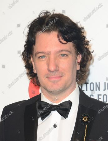 Stock Picture of JC Chasez
