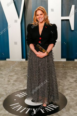 Mary McCormack attends the 2020 Vanity Fair Oscar Party following the 92nd annual Academy Awards ceremony in Beverly Hills, California, USA, 09 February 2020 (Issued 10 February 2020).