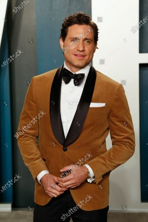 Edgar Ramirez attends the 2020 Vanity Fair Oscar Party following the 92nd annual Academy Awards ceremony in Beverly Hills, California, USA, 09 February 2020 (Issued 10 February 2020).