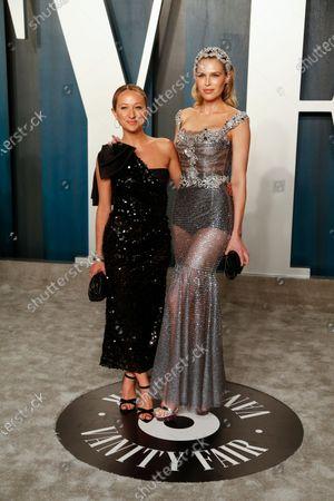 Editorial image of Vanity Fair Oscar Party - 92nd Academy Awards, Los Angeles, USA - 09 Feb 2020