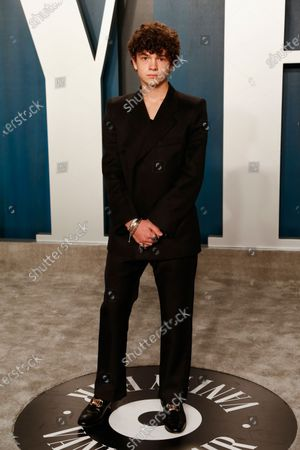 Noah Jupe attends the 2020 Vanity Fair Oscar Party following the 92nd annual Academy Awards ceremony in Beverly Hills, California, USA, 09 February 2020 (Issued 10 February 2020).