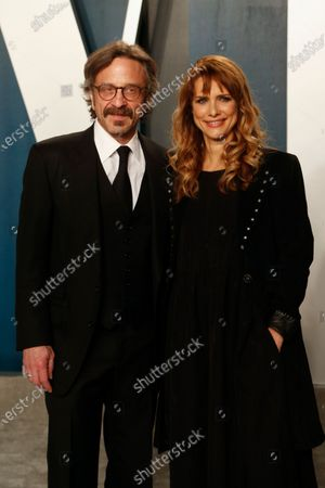 Marc Maron attends the 2020 Vanity Fair Oscar Party following the 92nd annual Academy Awards ceremony in Beverly Hills, California, USA, 09 February 2020 (Issued 10 February 2020).