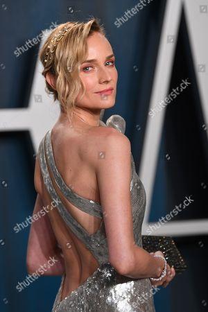 Stock Image of Diane Kruger
