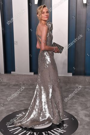 Stock Picture of Diane Kruger