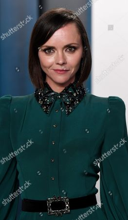 Stock Image of Christina Ricci