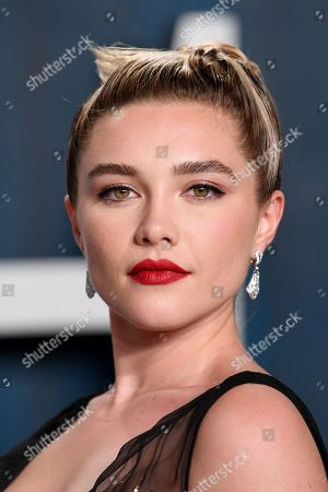 Editorial picture of Vanity Fair Oscar Party, Arrivals, Los Angeles, USA - 09 Feb 2020