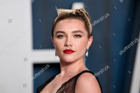 Editorial image of Vanity Fair Oscar Party, Arrivals, Los Angeles, USA - 09 Feb 2020