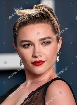 Editorial photo of Vanity Fair Oscar Party, Arrivals, Los Angeles, USA - 09 Feb 2020