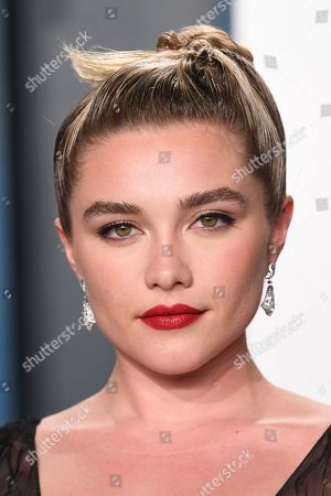 Stock Picture of Florence Pugh