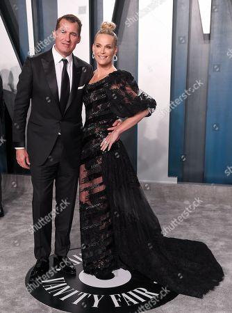 Scott Stuber and Molly Sims