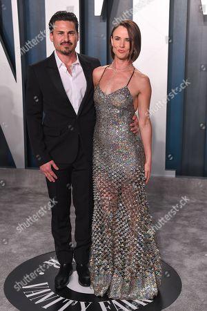 Brad Wilk and Juliette Lewis