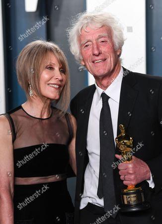 Isabella James Purefoy Ellis and Roger Deakins