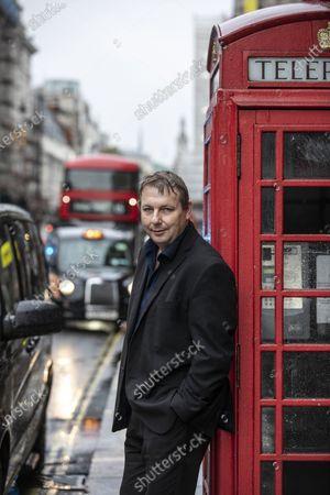 Editorial photo of Danny Dorling, London, UK - 24 Oct 2019