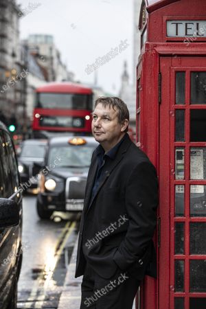 Editorial picture of Danny Dorling, London, UK - 24 Oct 2019