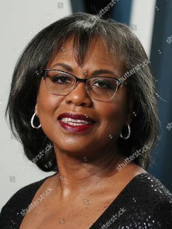 Stock Image of Anita Hill