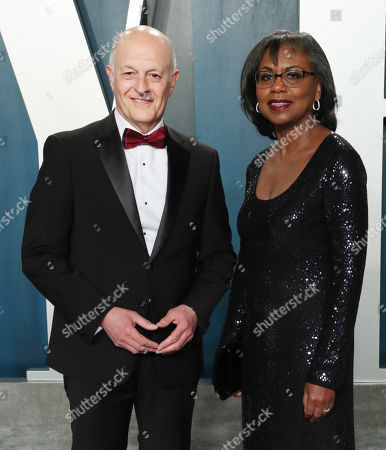 Stock Photo of Anita Hill
