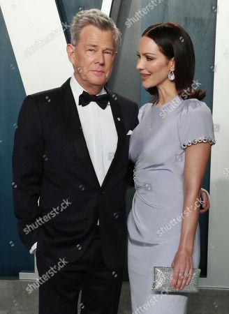 David Foster and Katharine McPhee