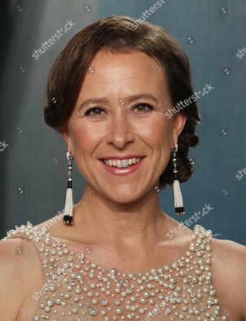 Stock Photo of Anne Wojcicki