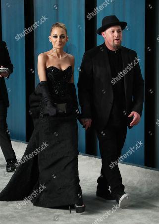 Nicole Richie and Joel Madden