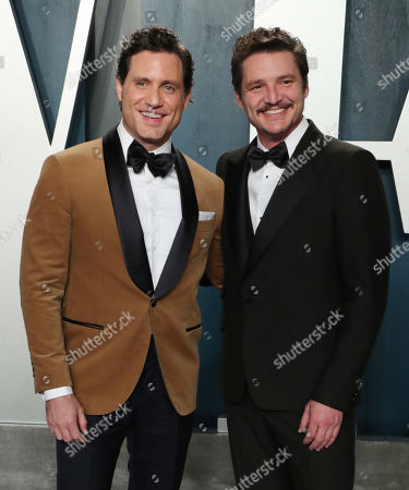 Edgar Ramirez and Pedro Pascal