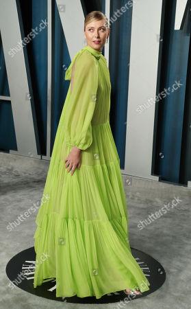 Stock Picture of Maria Sharapova