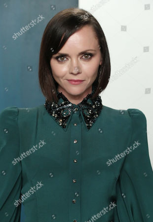 Stock Photo of Christina Ricci