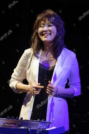 Stock Photo of Youn Sun Nah