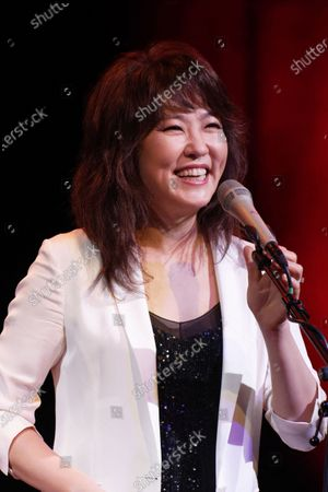 Editorial picture of Youn Sun Nah in concert, Boulogne-Billancourt, Paris, France - 06 Feb 2020