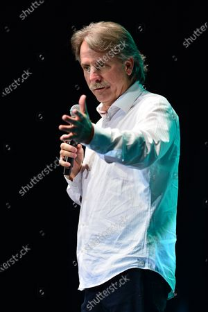 Editorial picture of Jeff Foxworthy performance at Seminole Casino Coconut Creek, Miami, USA - 09 Feb 2020