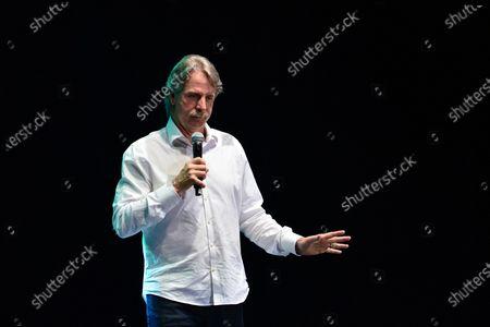 Editorial image of Jeff Foxworthy performance at Seminole Casino Coconut Creek, Miami, USA - 09 Feb 2020