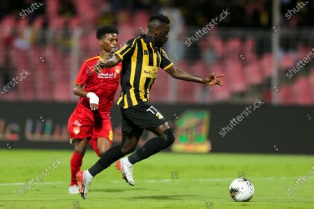 Editorial image of Al- Ittihad vs Damac, Mecca, Saudi Arabia - 10 Feb 2020