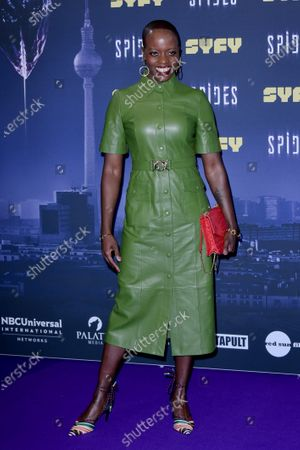 Editorial image of 'Spides' TV show premiere, Arrivals, Berlin, Germany - 10 Feb 2020