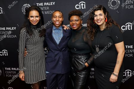 Editorial picture of PaleyLive NY with Lena Waithe Featuring Exclusive Season Premieres of BET's 'Boomerang' and 'Twenties', New York, USA - 10 Feb 2020