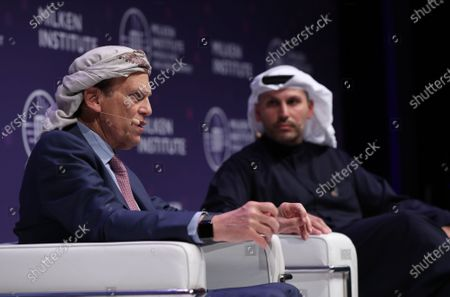 Editorial picture of The 2020 Milken Institute Middle East and Africa Summit in Abu Dhabi, United Arab Emirates - 11 Feb 2020