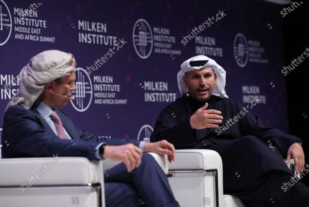 Editorial photo of The 2020 Milken Institute Middle East and Africa Summit in Abu Dhabi, United Arab Emirates - 11 Feb 2020