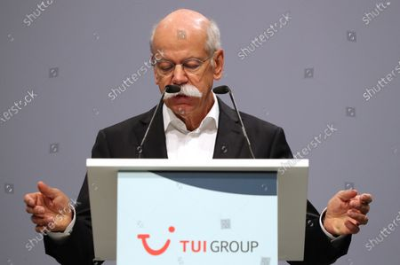 Editorial picture of TUI Group's Annual General Meeting in Hanover, Hannover, Germany - 11 Feb 2020
