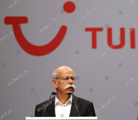 Editorial photo of TUI Group's Annual General Meeting in Hanover, Hannover, Germany - 11 Feb 2020