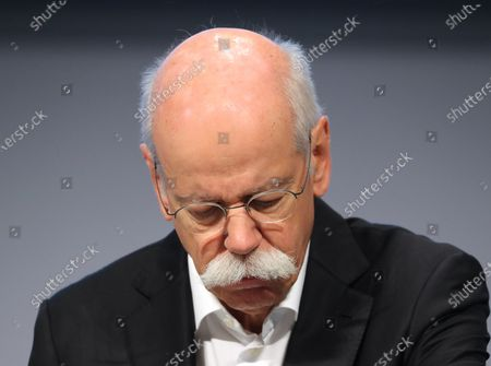 The chairman of the supervisory board of German TUI Group Dieter Zetsche before the annual general meeting of TUI Group in Hanover, northern Germany, 11 February 2020. TUI stock has lost about 20 percent during the last quarter.