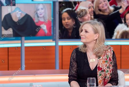 Editorial photo of 'Good Morning Britain' TV show, London, UK - 11 Feb 2020