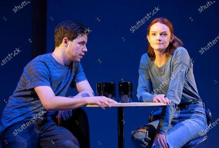 Oliver Johnstone as Neil, Rona Morison as Cora