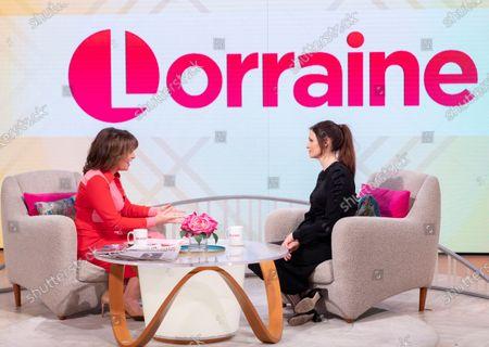 Lorraine Kelly and Sophie Ellis-Bextor