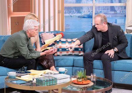 Editorial image of 'This Morning' TV show, London, UK - 11 Feb 2020